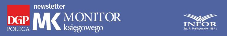 Newsletter Monitor Księgowego Logo